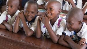 Schüler von Wokome