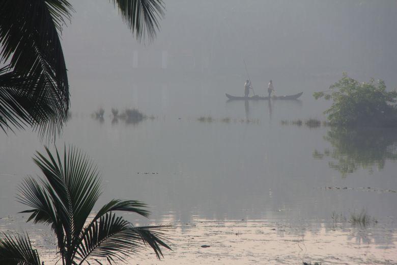 Lake Vellayani